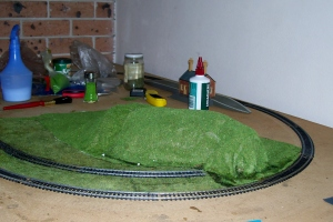 Personal Model Train Layout rebuilding