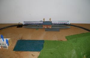personal model train set